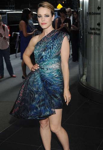 Rachel McAdams à New York le 22 juillet 2014