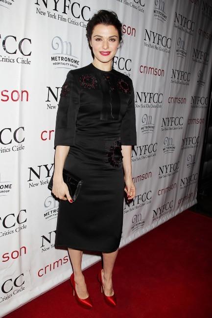 Rachel Weisz le 7 janvier 2013 à New York