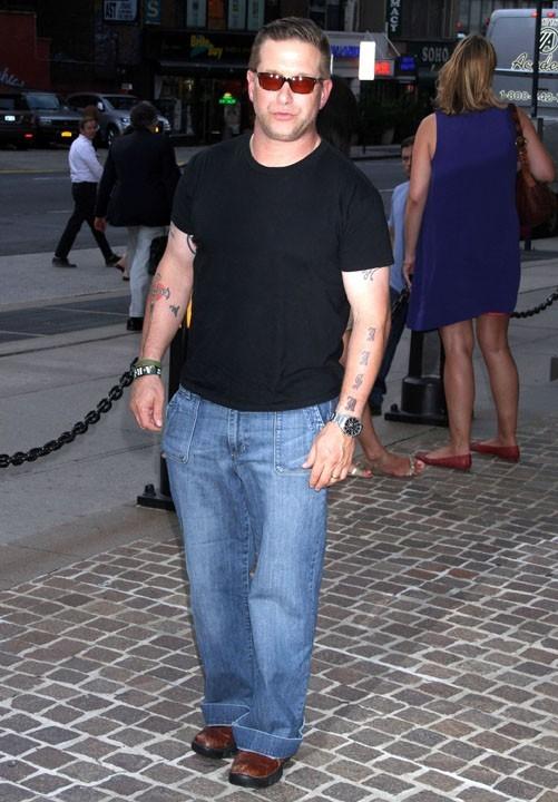 Stephen Baldwin lors de la première de The Whistleblower à New York, le 27 juillet 2011.