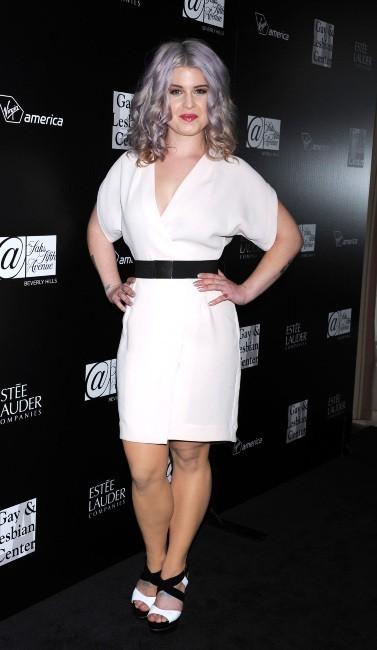 Kelly Osbourne lors de la soirée en l'honneur de Rachel Zoe au Centre Gay & Lesbien de L.A., le 23 janvier 2012.