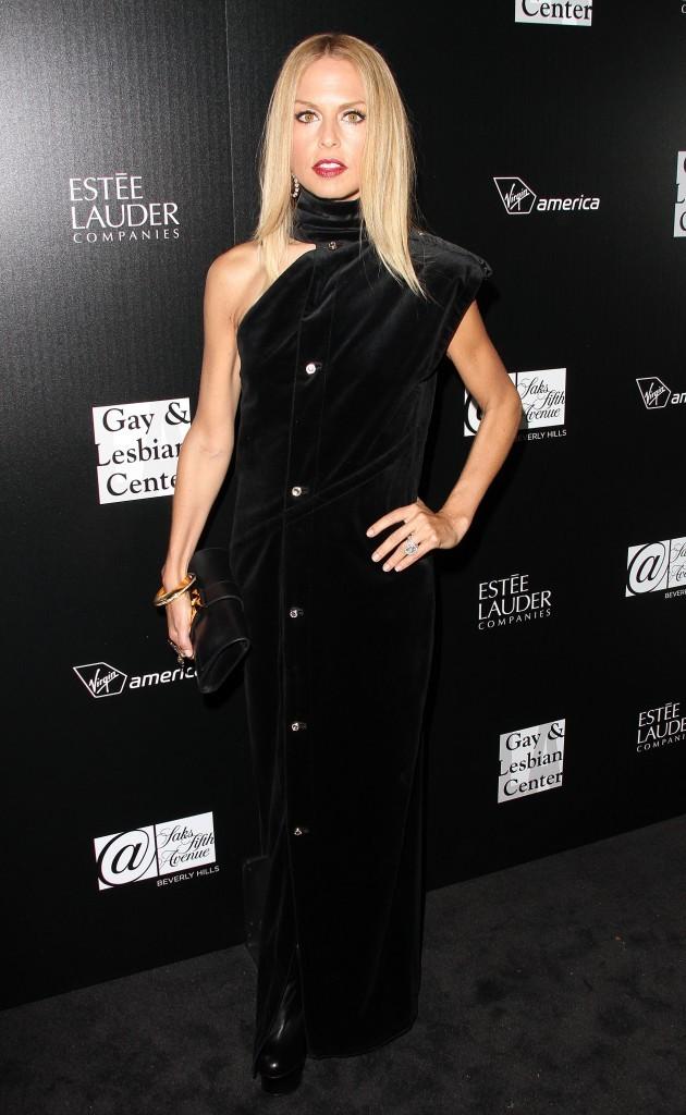 Rachel Zoe lors de la soirée en son honneur au Centre Gay & Lesbien de L.A., le 23 janvier 2012.