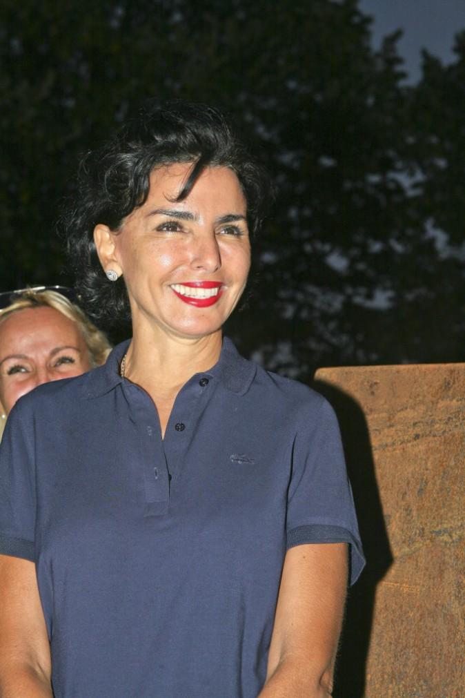 Photos : Rachida Dati : radieuse au Village d'automne !