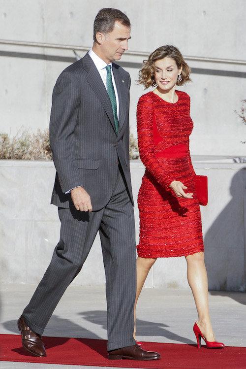 Rania de Jordanie, Letizia d'Espagne, looks, reines, Madrid