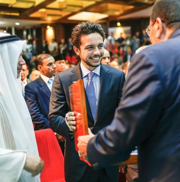 Le prince Al Hussein