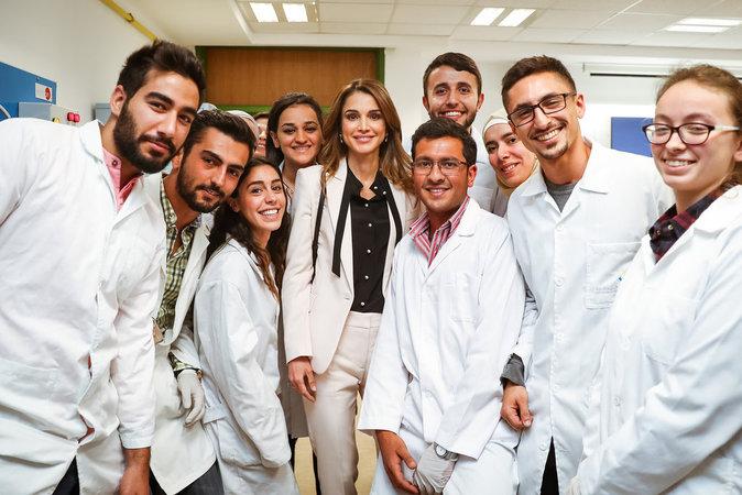 Photos : Rania de Jordanie : reine de l'éternelle jeunesse !