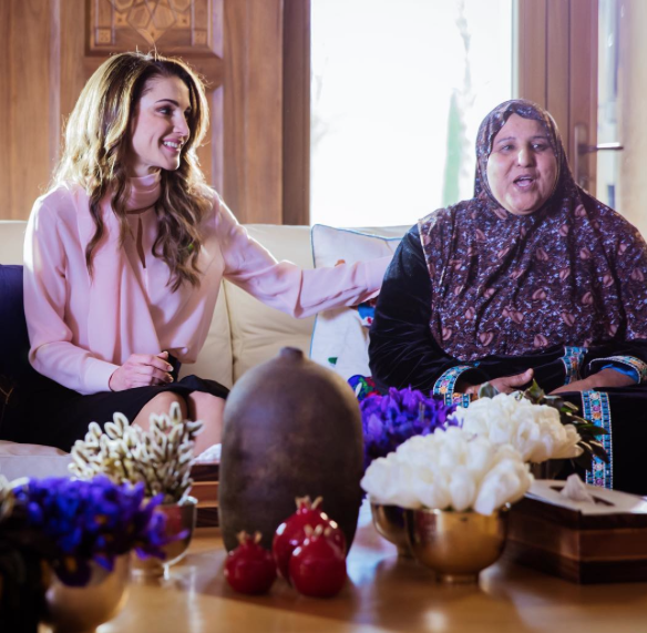 Photos : Rania de Jordanie : telle mère, telle fille !