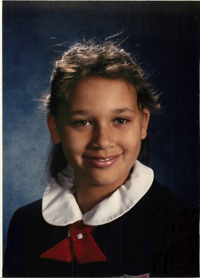 Rashida à 9 ans