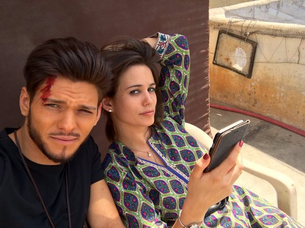 Photos : Rayane Bensetti et Denitsa Ikonomova : c'est chaud !