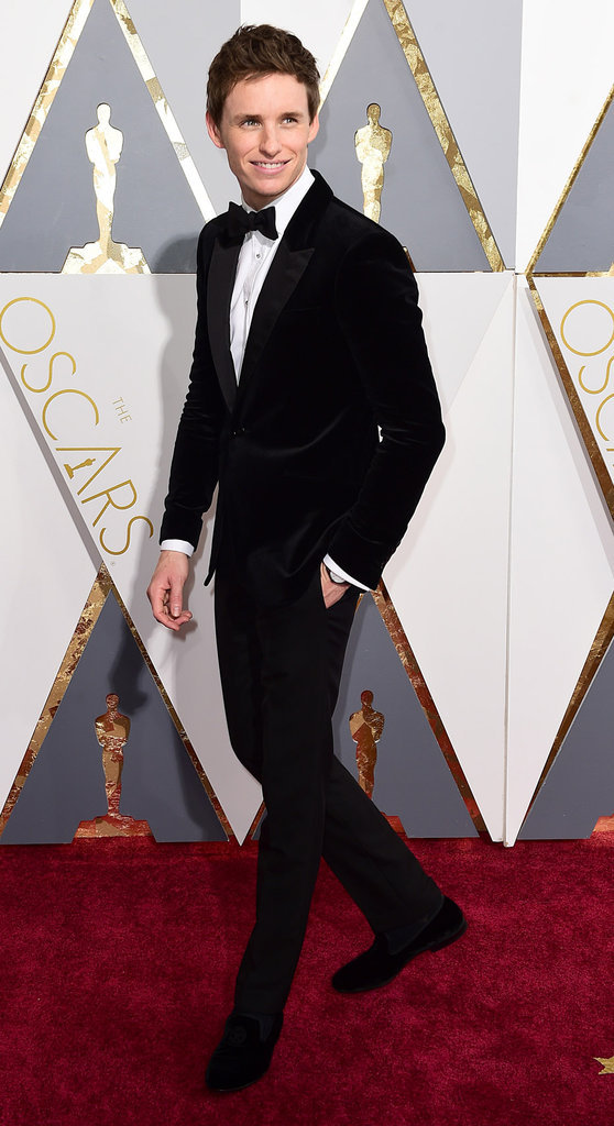 Eddie Redmayne, pire second rôle masculin