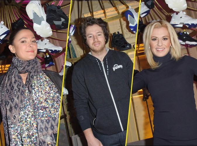 Photos : Reebok x Sandro : Sandrine Quétier, Katrina Patchett, Jean Imbert... Tous là pour fêter la nouvelle collaboration fashion !