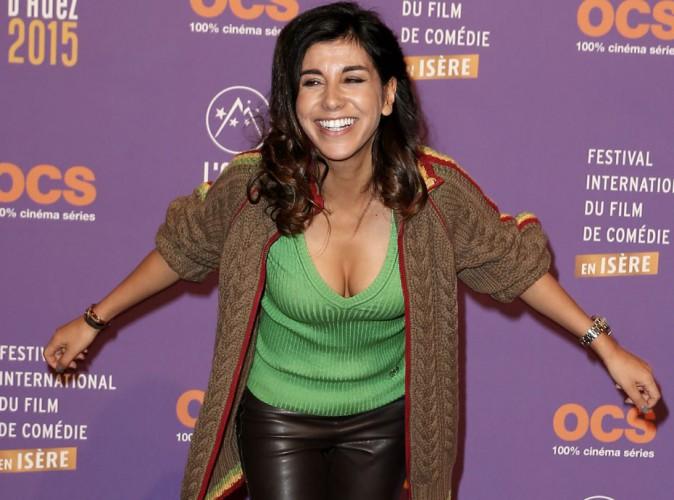 Reem Kherici : elle a réchauffé l'Alpe d'Huez avec son décolleté sexy !