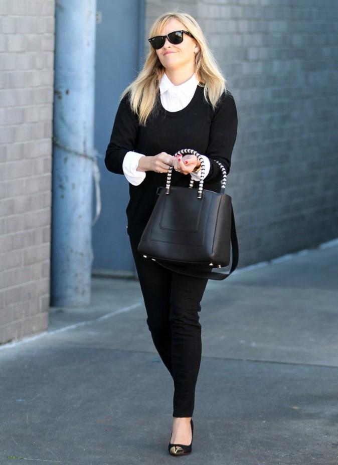Reese Witherspoon à Los Angeles le 20 décembre 2012