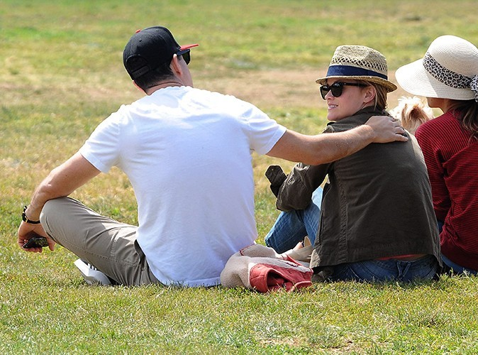 Reese Witherspoon et Jim Toth à Brentwood le 18 mai 2013