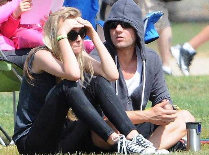 Ryan Philippe et Paulina Slagter à Brentwood le 18 mai 2013