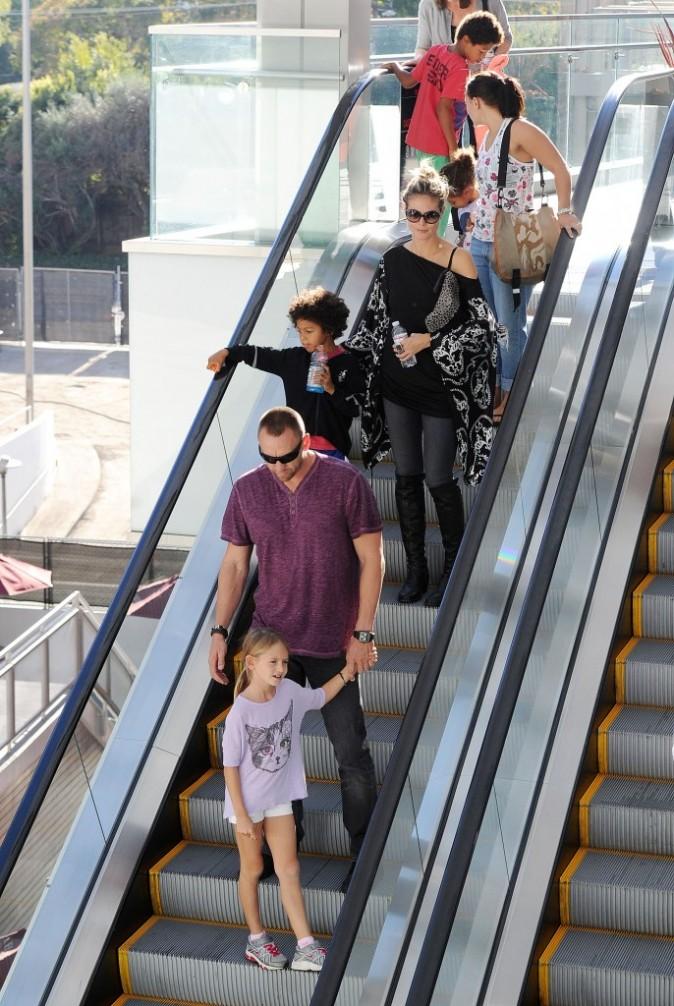 Photos : Heidi Klum a une liaison avec son garde du corps