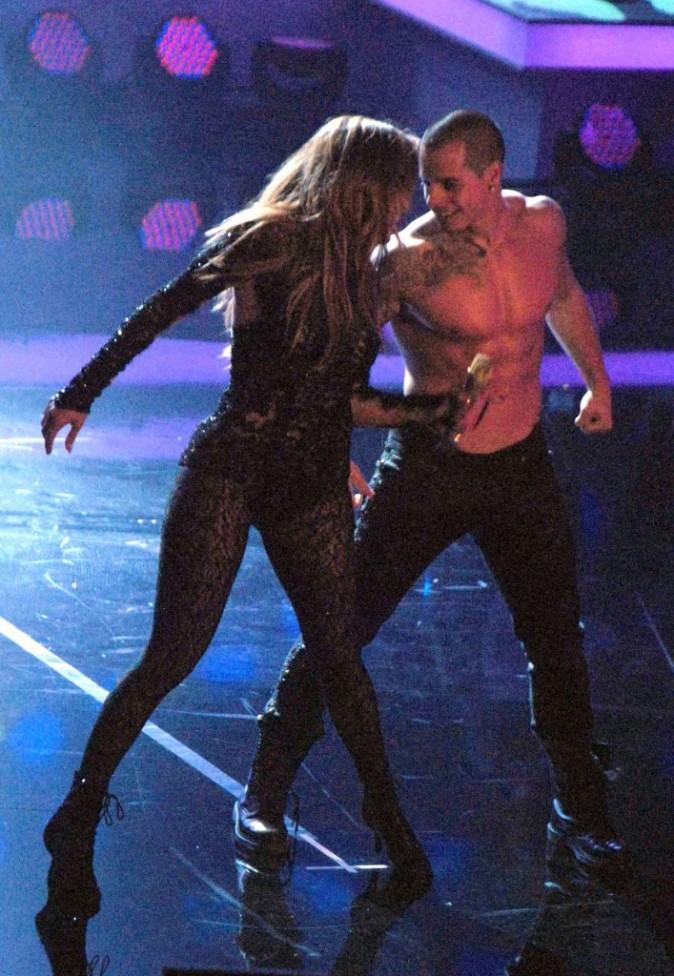 Photos : Jennifer Lopez a craqué pour son danseur
