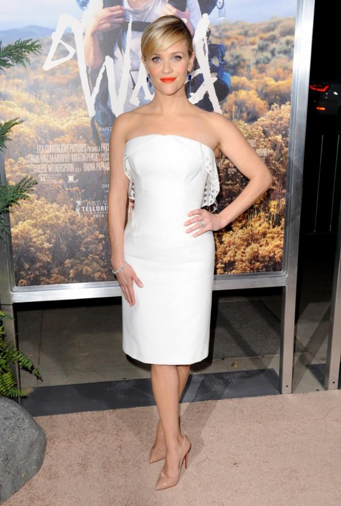 """Photos : Reese Witherspoon : Renee Zellweger moquée ? """"C'est cruel et irrespectueux !"""""""