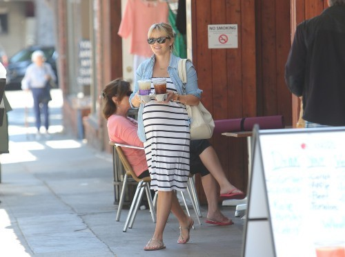Reese Witherspoon à Los Angeles, le 5 août 2012.