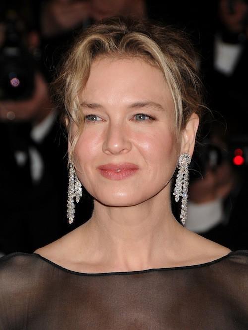 Renee Zellweger en mai 2012