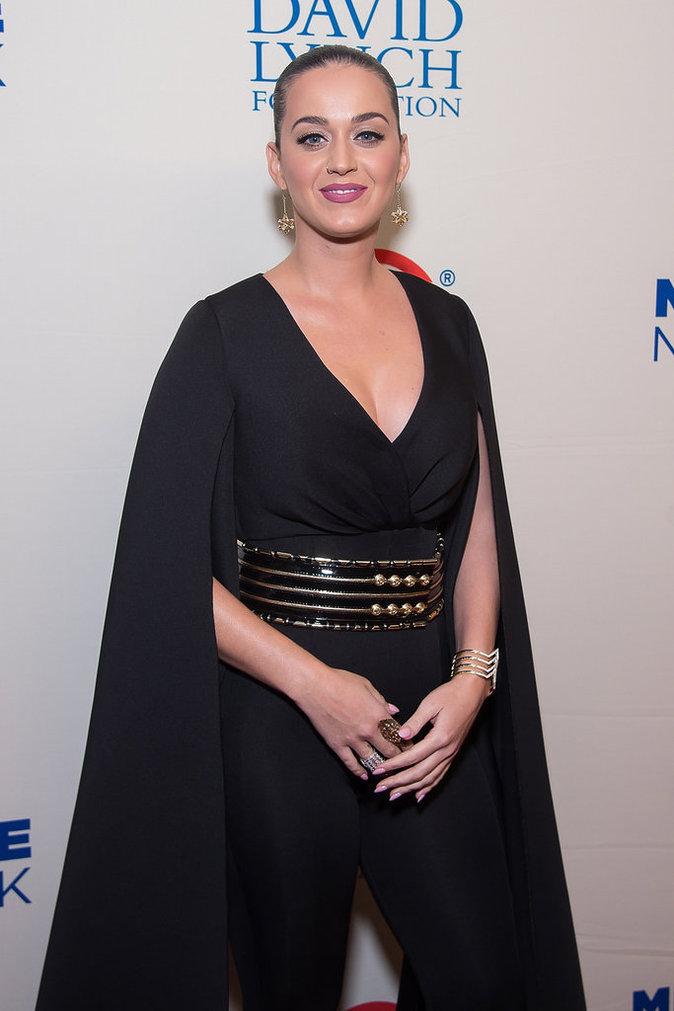 Katy Perry le 4 novembre 2015