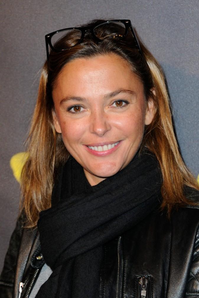 Sandrine Quétier le 1er octobre 2015