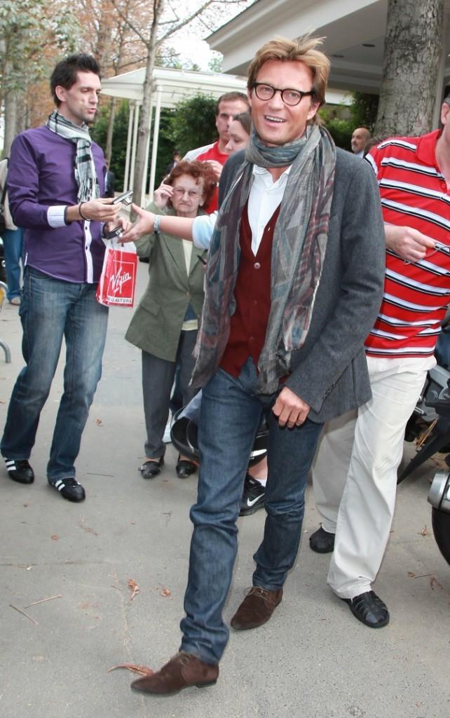 Laurent Delahousse le 21 septembre 2011 !