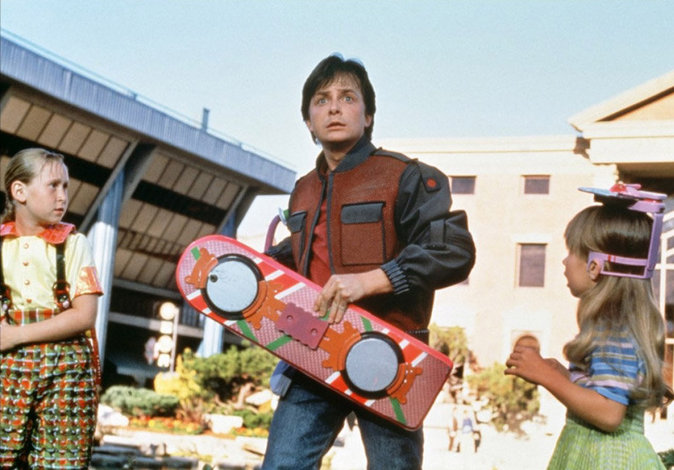 Michael J. Fox / Marty McFly