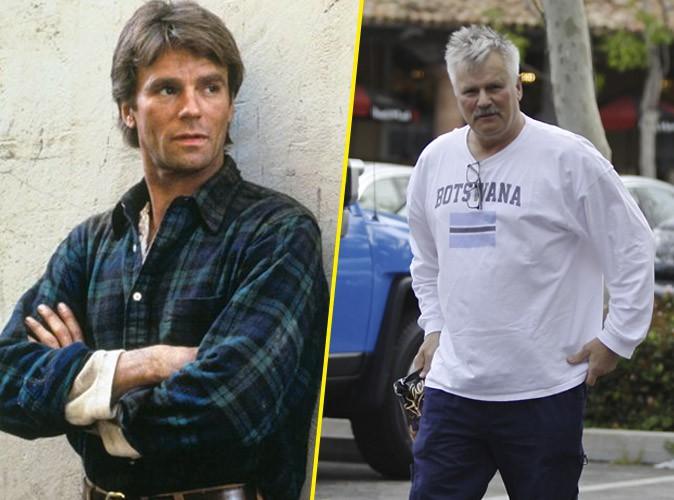 Photos : Richard Dean Anderson : 20 ans après, MacGyver a bien morflé !