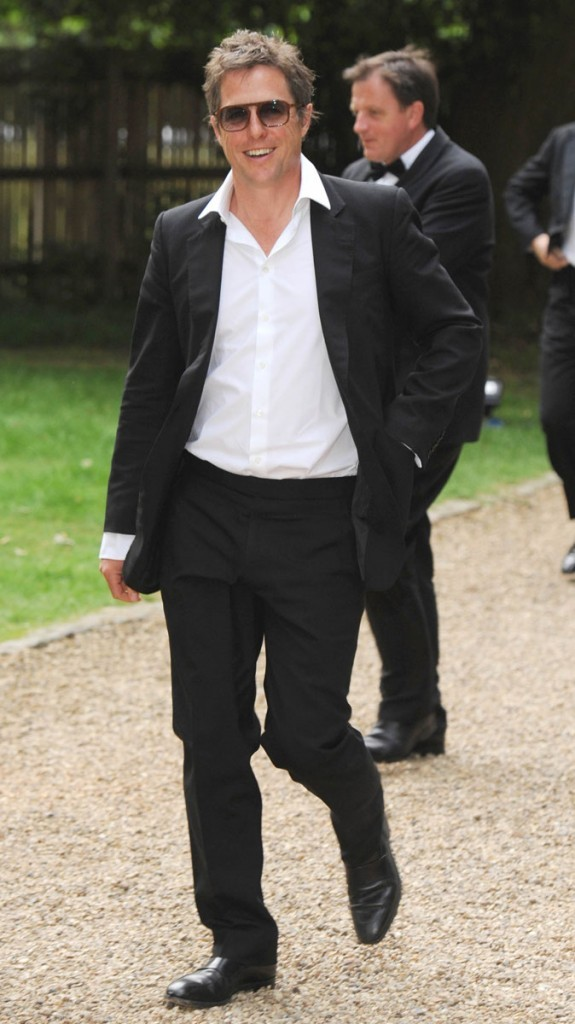 Hugh Grant et riche et pas encore marié !