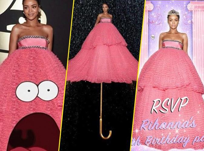 Photos : Rihanna : à son tour d'être la risée du web !