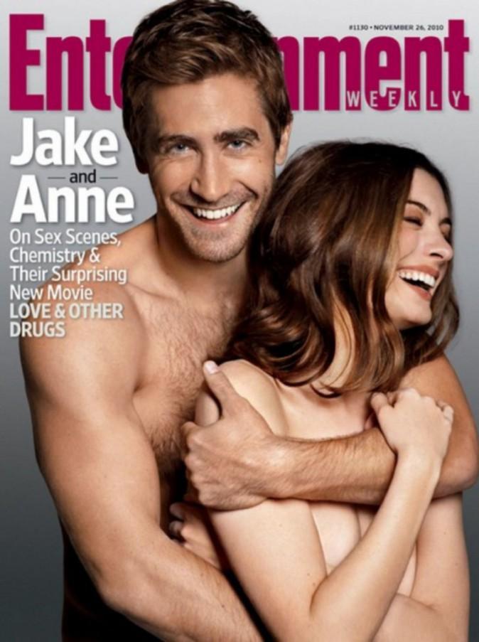 Jack Gyllenhaal et Anne Hathaway pour Entertainement