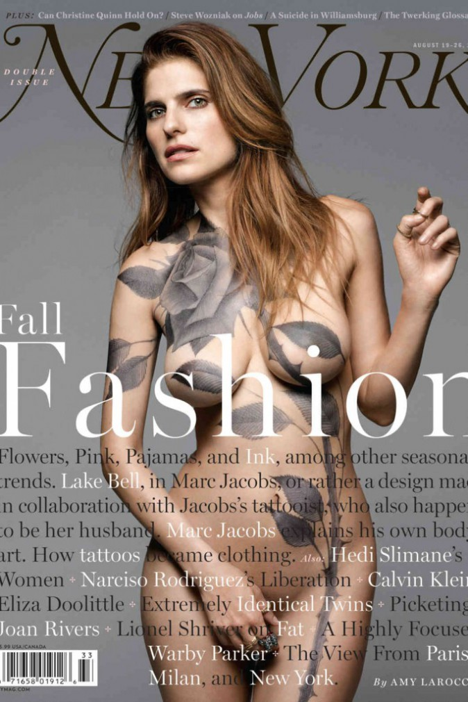 Lake Bell pour New York