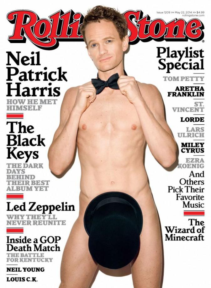 Neil Patrick Harris pour Rolling Stone