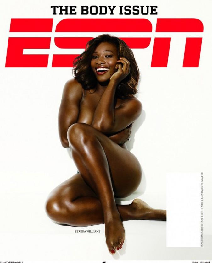 Serena Williams pour ESPN octobre 2009