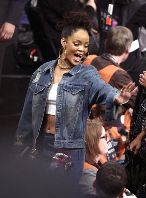 Photos : Rihanna, Beyoncé, Jay-Z, P.Diddy : rassemblement All Star à New York !