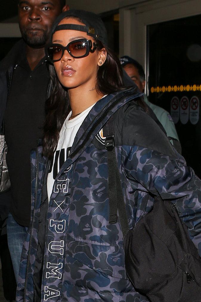 Rihanna : bye bye Paris !