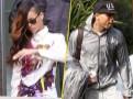 Photos : Rihanna : dans la joie comme dans la peine, elle ne lâche plus Chris Brown !