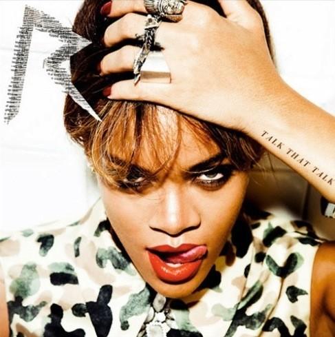 Rihanna, sexy et en couleurs !