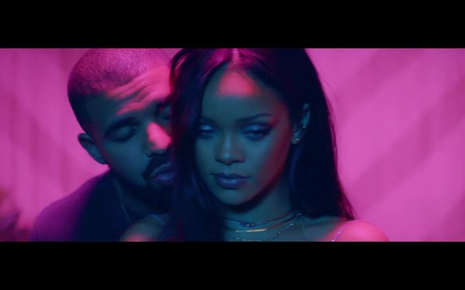 Photos : Rihanna : dingue de Drake dans deux nouveaux clips !