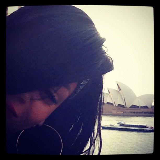 Rihanna à Sydney !
