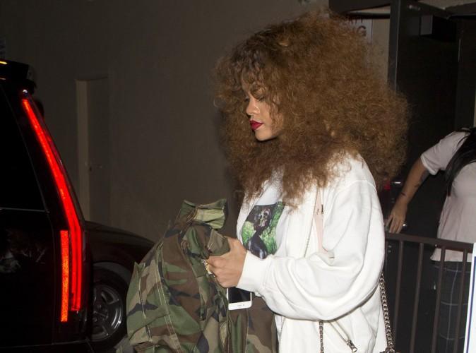 Rihanna à Los Angeles le 26 juillet 2015