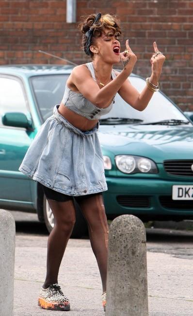 Rihanna, vulgaire ?!
