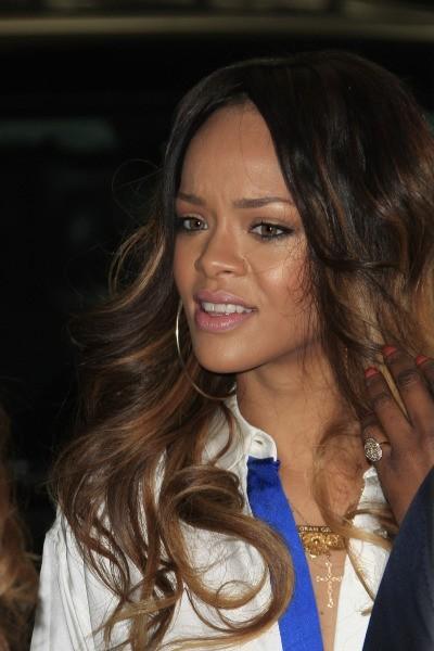 Rihanna, Los Angeles, 9 février 2013