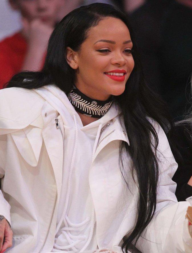 Rihanna est une fashionista !