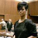 Au tribunal, Rihanna porte plainte contre Chris Brown