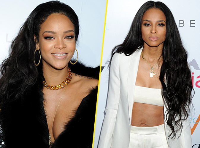 Rihanna et Ciara : duel de bombes aux Fashion Los Angeles Awards !