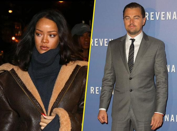 Photos : Rihanna : dîner à Paris... sans Leonardo DiCaprio !