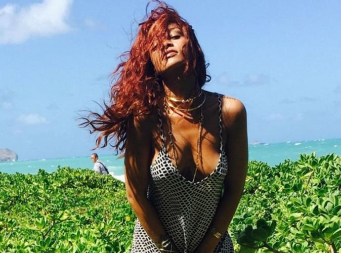 Rihanna expose tous ses atouts... Pendant qu'un nouveau duo in�dit avec Chris Brown affole la toile !