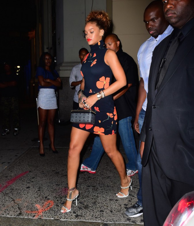 Rihanna le 13 septembre 2015
