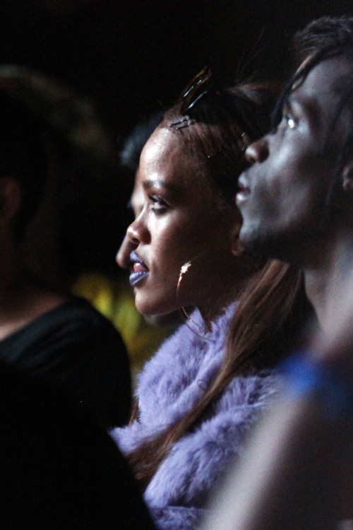 Rihanna au festival de Coachella le 12 avril 2015